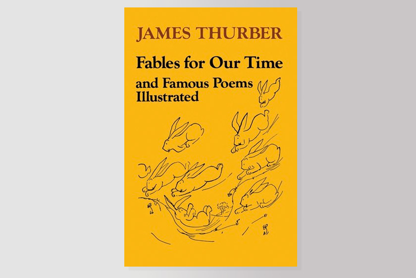 Fables for Our Time and Famous Poems Illustratedn
