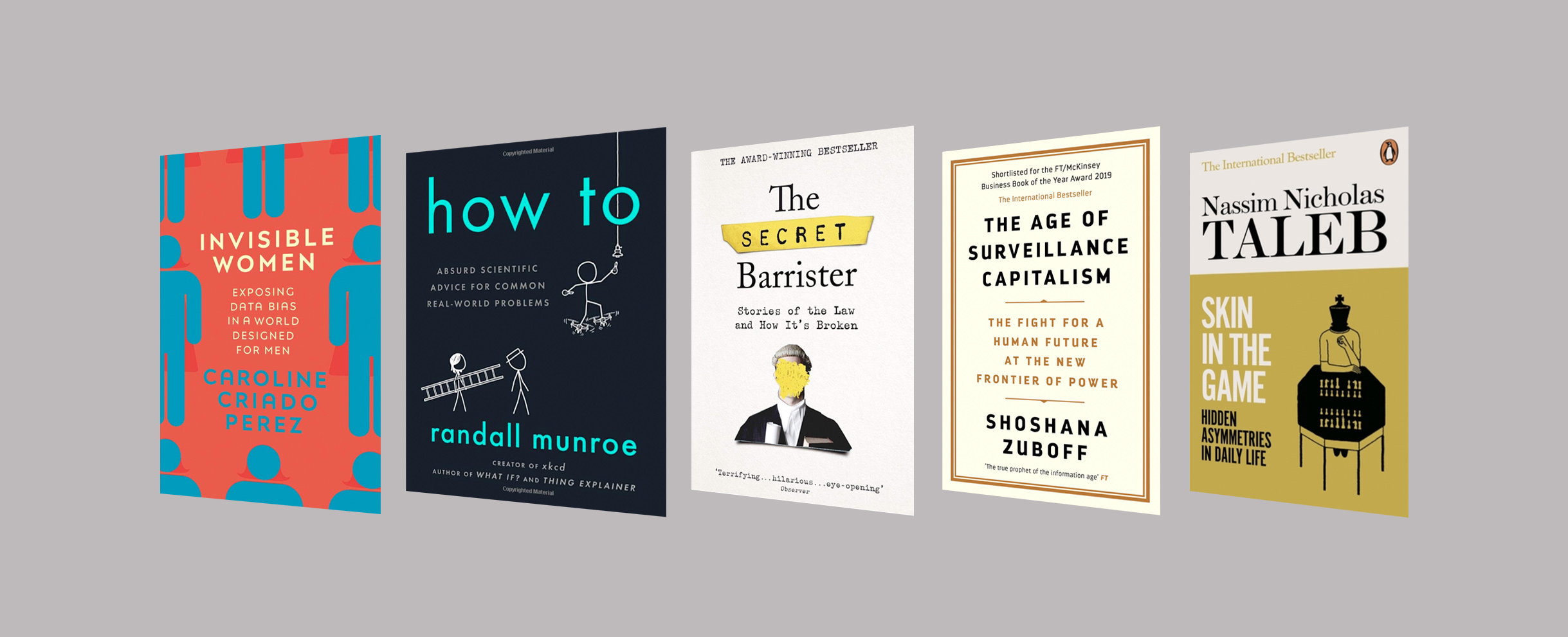 Last Minute Christmas Book Gifts
