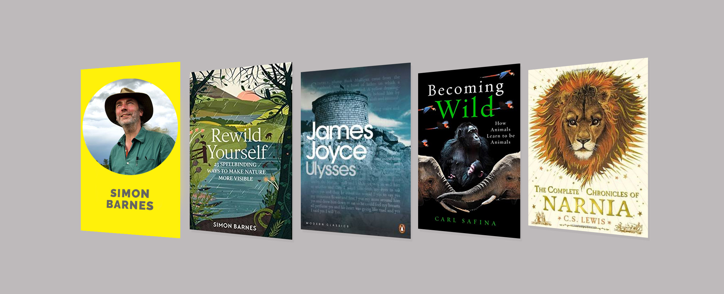 Interview with Simon Barnes, author of Rewild Yourself: 23 Spellbinding Ways To Make Nature More Visible
