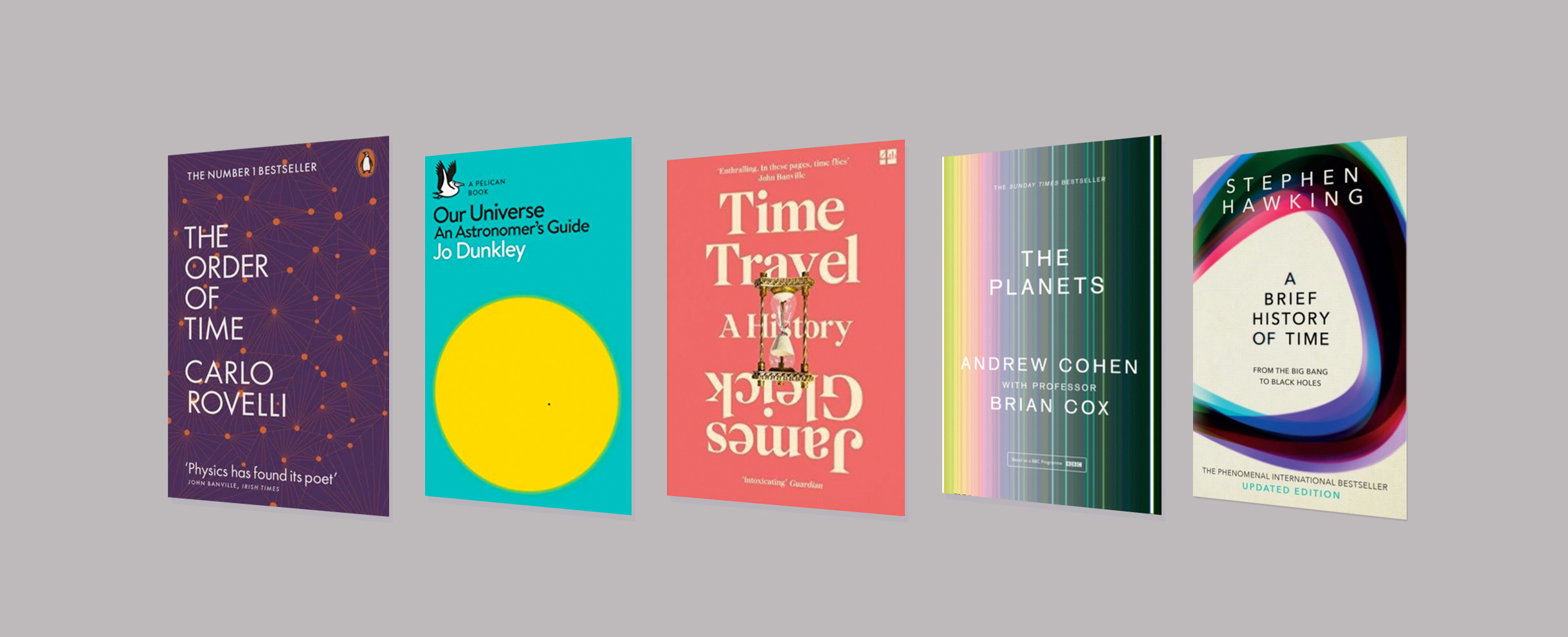 Space & Time Smart Thinking Books