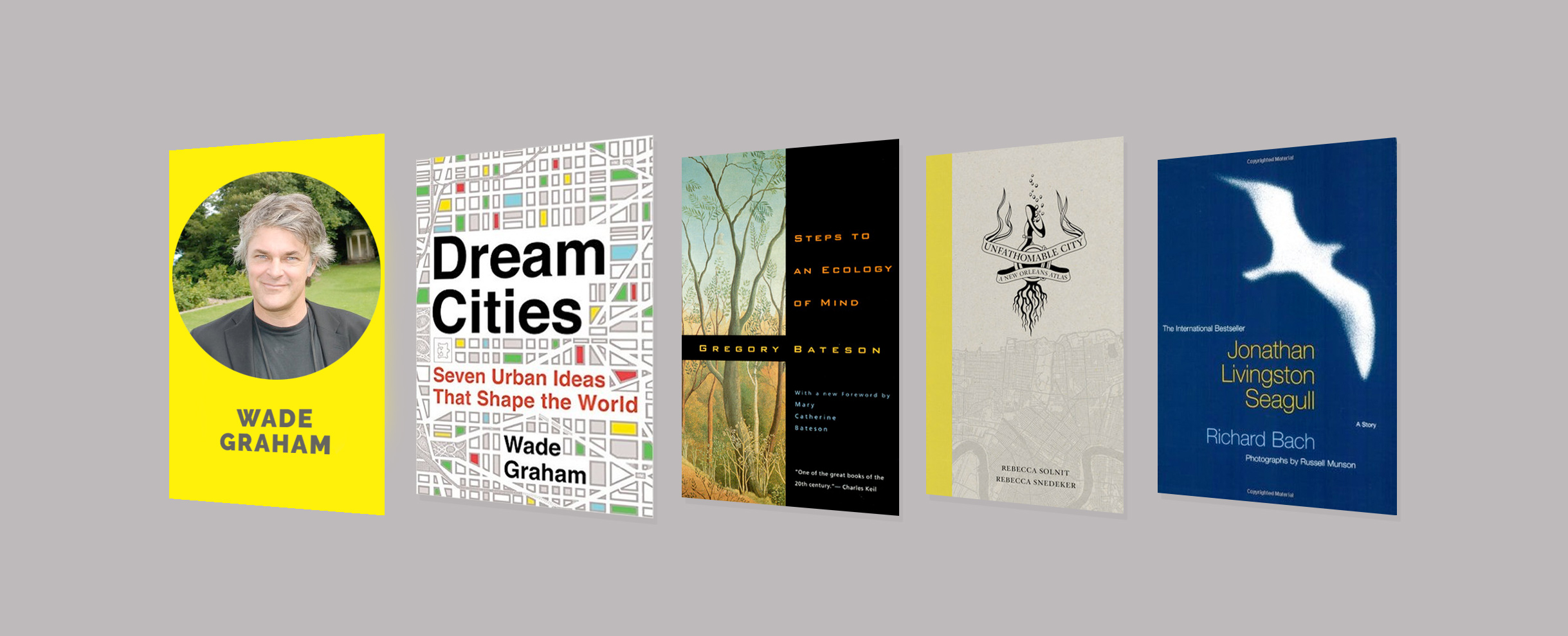 Interview with Wade Graham, author of Dream Cities: Seven Urban Ideas That Shape the World